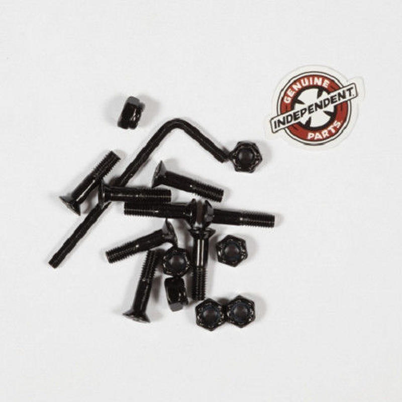 Independent / Cross Bolts プラス 7/8' Black / Black