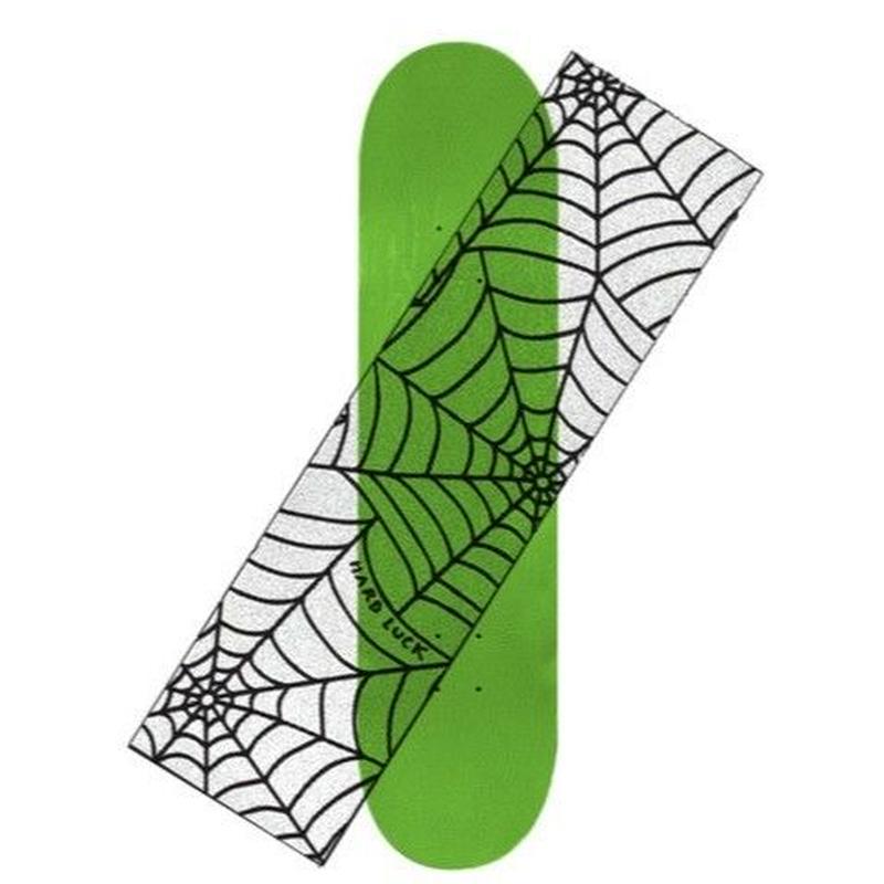 "Hardluck / ""Reverse Spiderweb Griptape"""