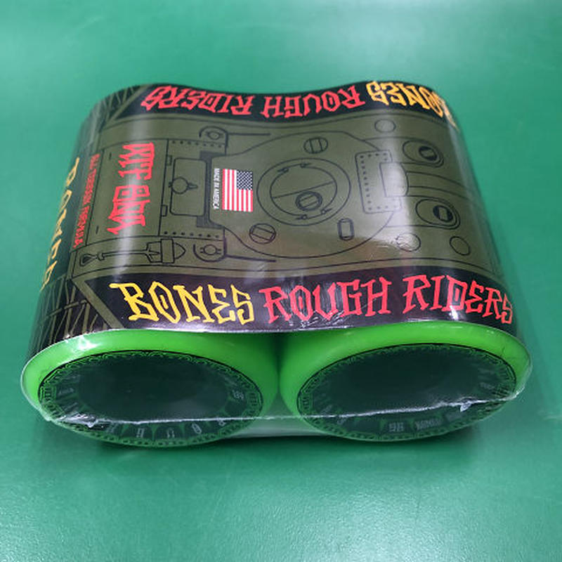 "Bones ATF / ""Rough Riders Tank"" / Green 80A 56mm"