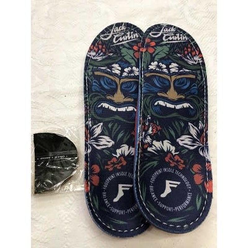 """Footprint Insole / Jack Curtin """"Game Changer"""" 9~9H"""