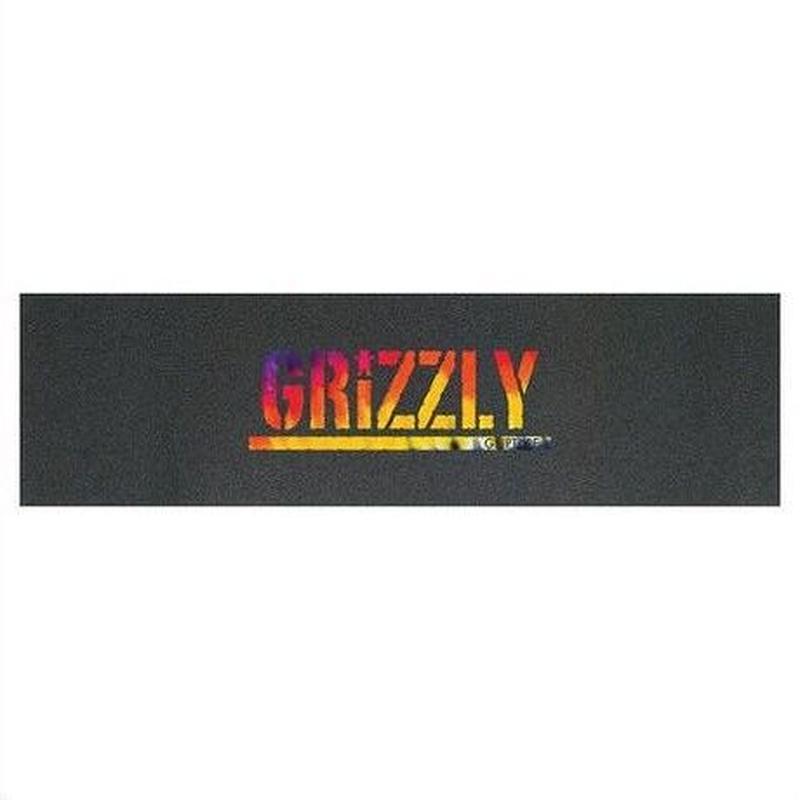 "Grizzly / ""Acid Test Stamp Griptape"""