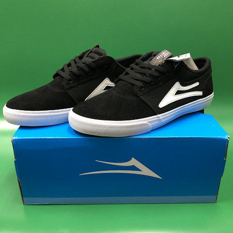 "Lakai / ""Griffin Kids"" Black 6inch (24cm)"