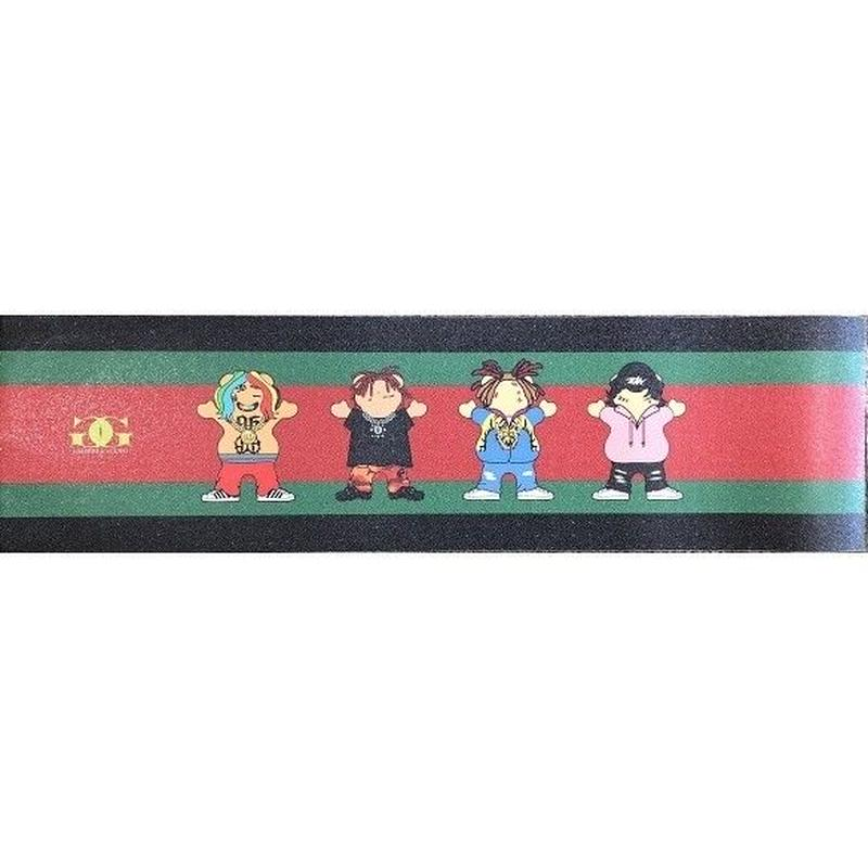 """Grizzly / """"Lil Rappers Griptape"""""""