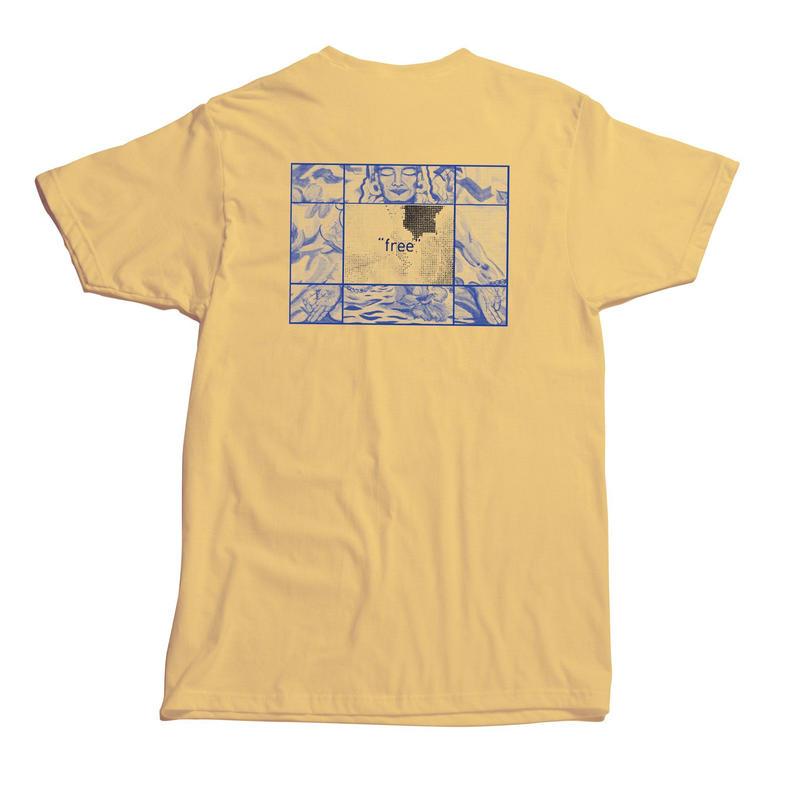 "State / ""Zen T-Shirt"" Yellow / L"