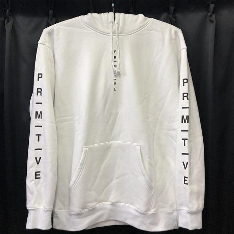 "Primitive / ""Moods Hood"" White / XL"