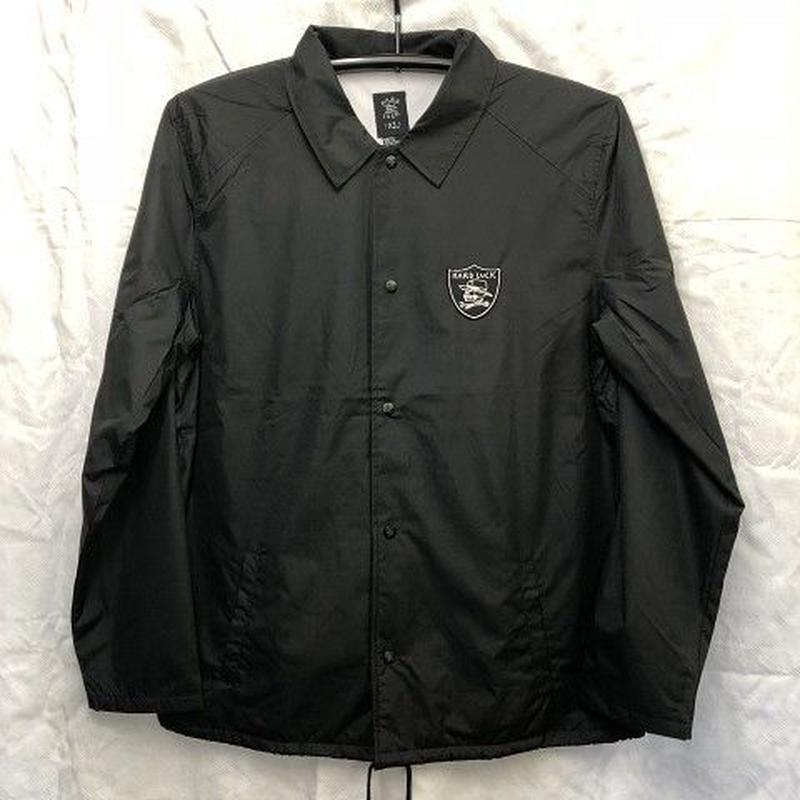 "Hard Luck / ""Hard Six Coach Jacket"" Black / XL"