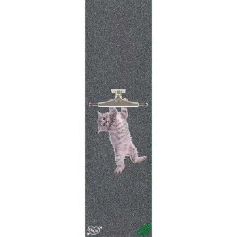 "Mob / Krux ""Kitty Hanger Griptape"" / Black"