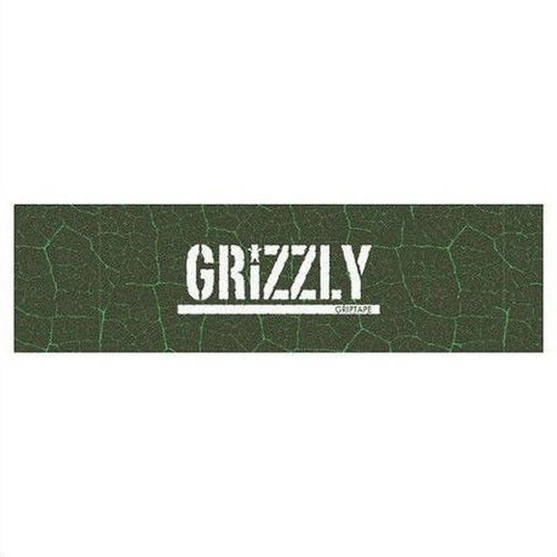 "Grizzly / ""Leaf Stamp Griptape"""