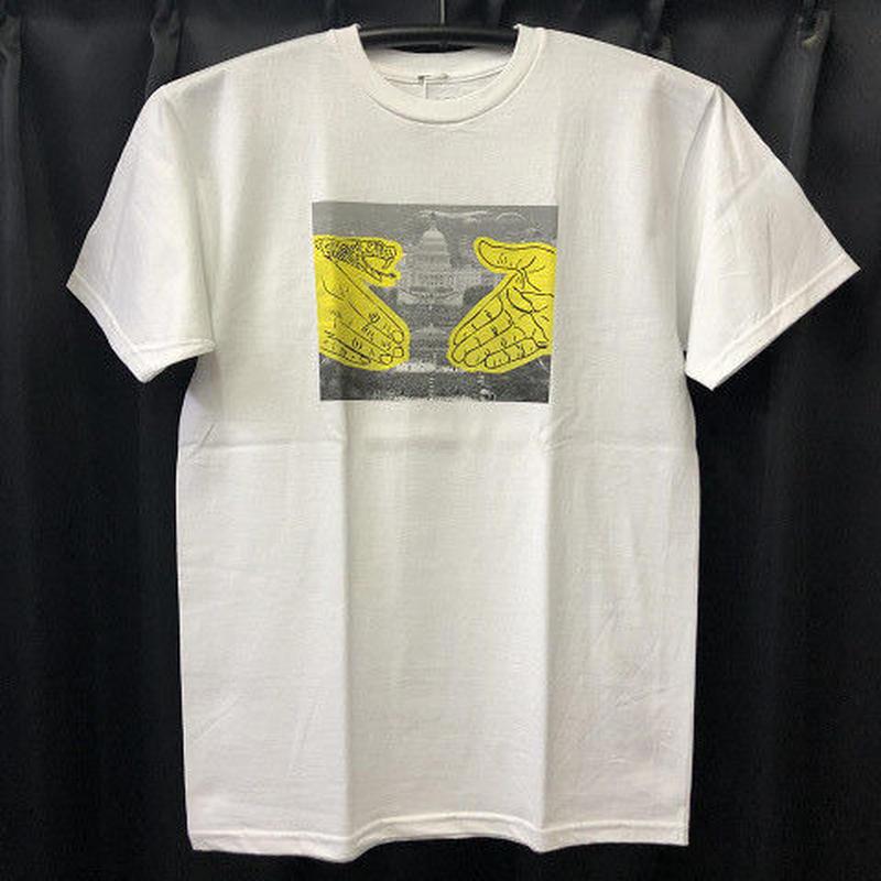 "Doom Sayers / ""Inaugural T-Shirt"" White / M"