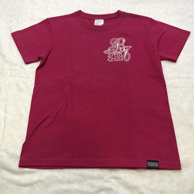 B7 x Norm オリジナルTシャツ / Pink / XS