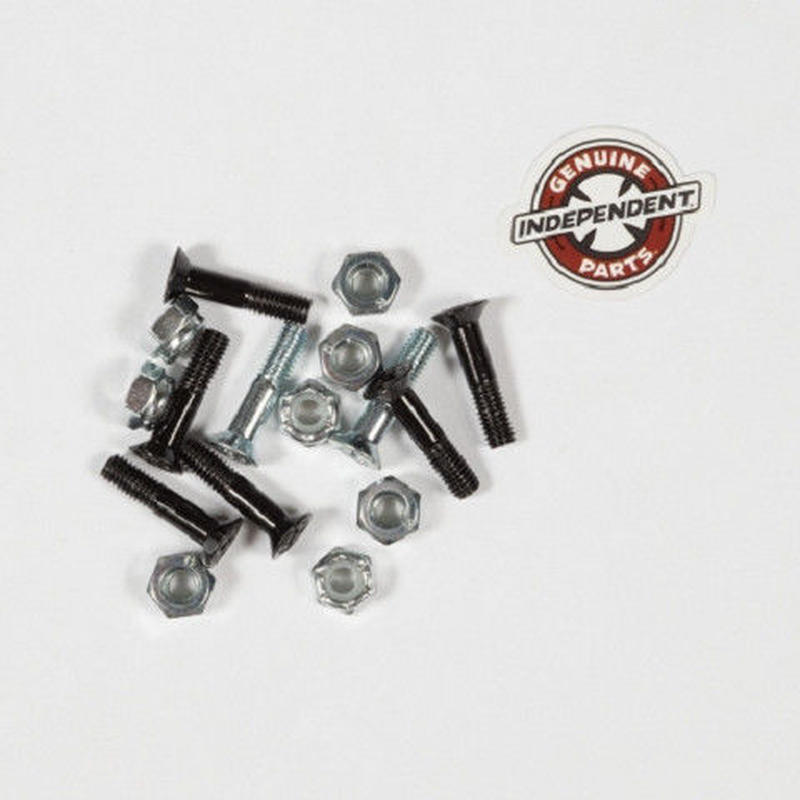 Independent / Cross Bolts プラス 7/8' Black / Silver