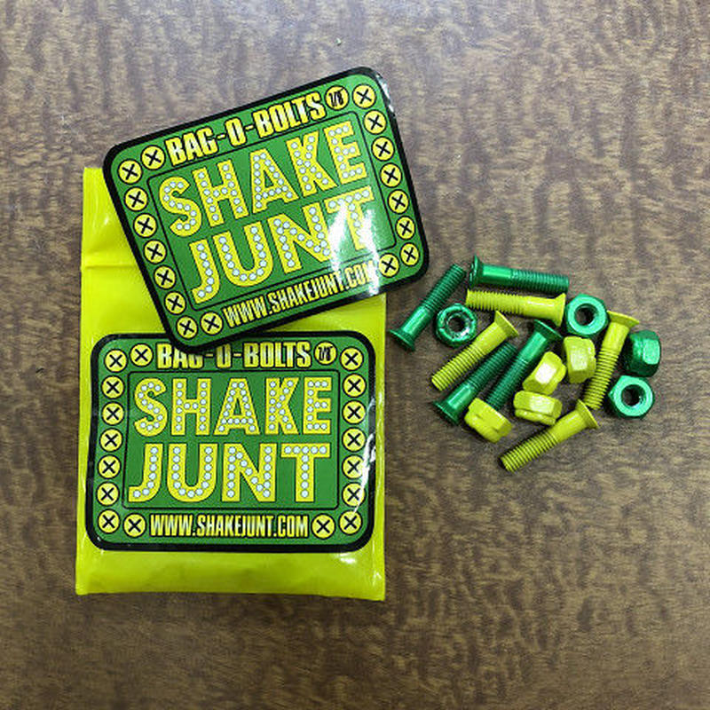 Shake Junt / プラス 7/8' All Yellow / Green