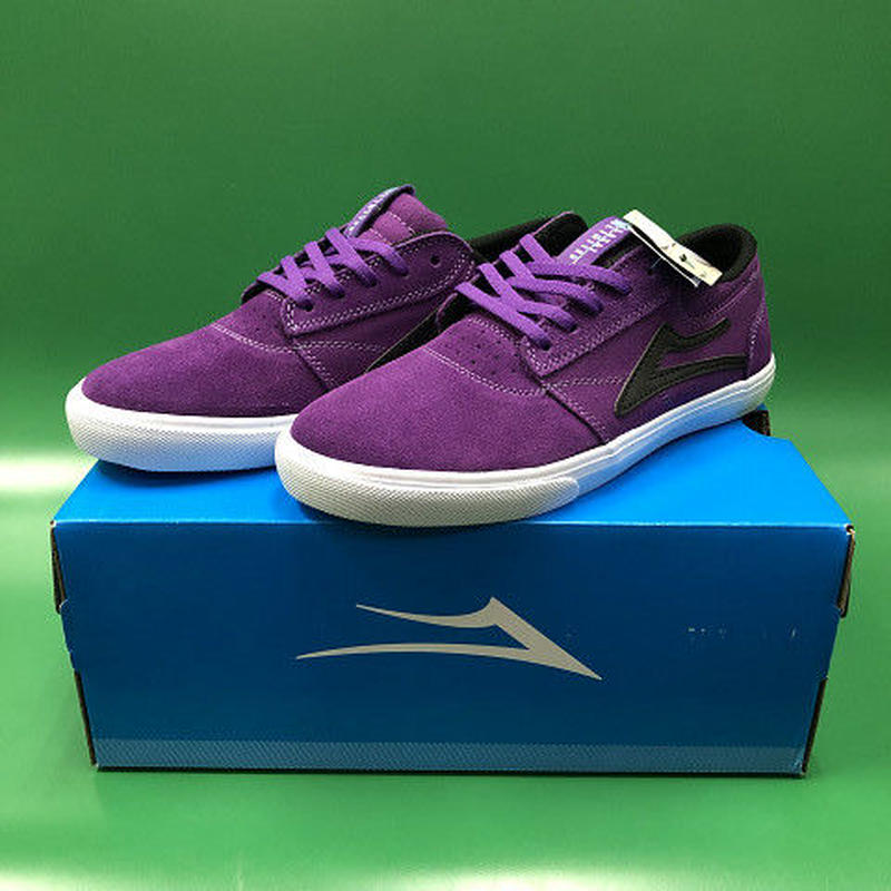 "Lakai / ""Griffin Kids"" Purple / Black 5inch (23cm)"