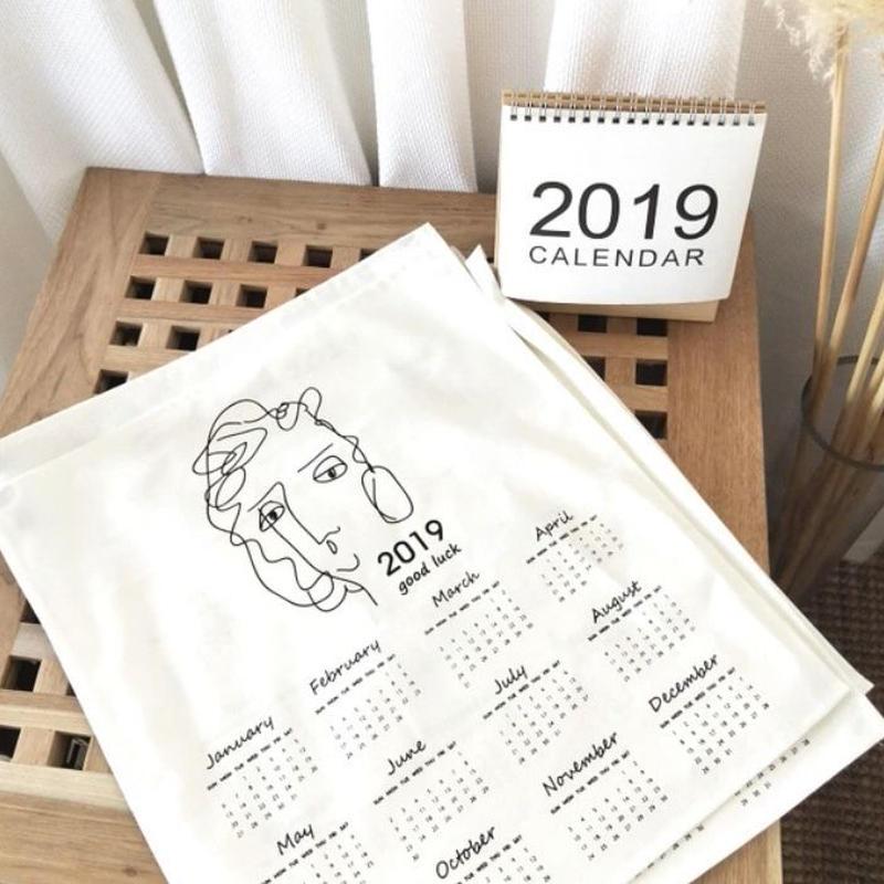 タペストリーカレンダー