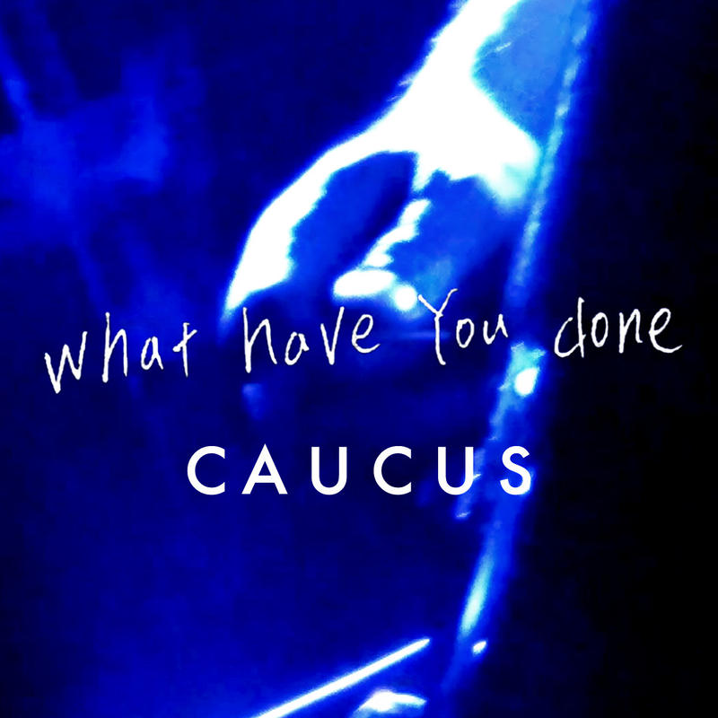 CAUCUS / What Have You Done (Digital Single)