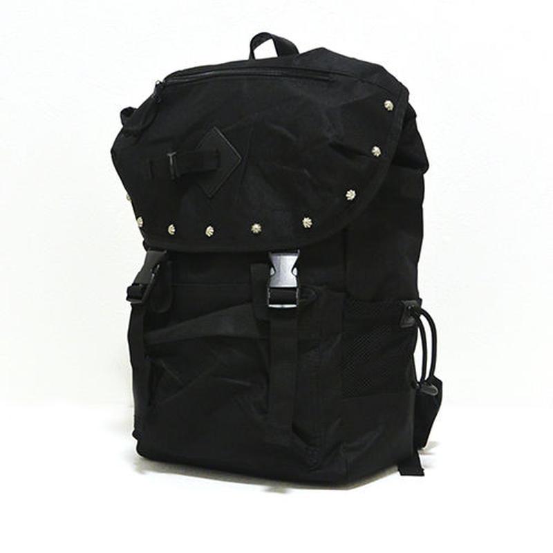 """19SS"" BlutenBlatt ブリューテンブラット Multifunctional Backpack/マルチファンクショナルバックパック -Black-"