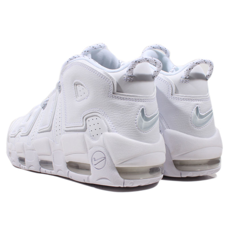 NIKE ナイキ NIKE AIR MORE UPTEMPO '96 TRIPLE WHITE US10