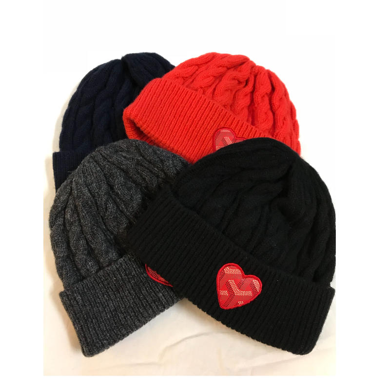 """18AW"" AnotA / アノッタ Cable Knit Cap -4color-"