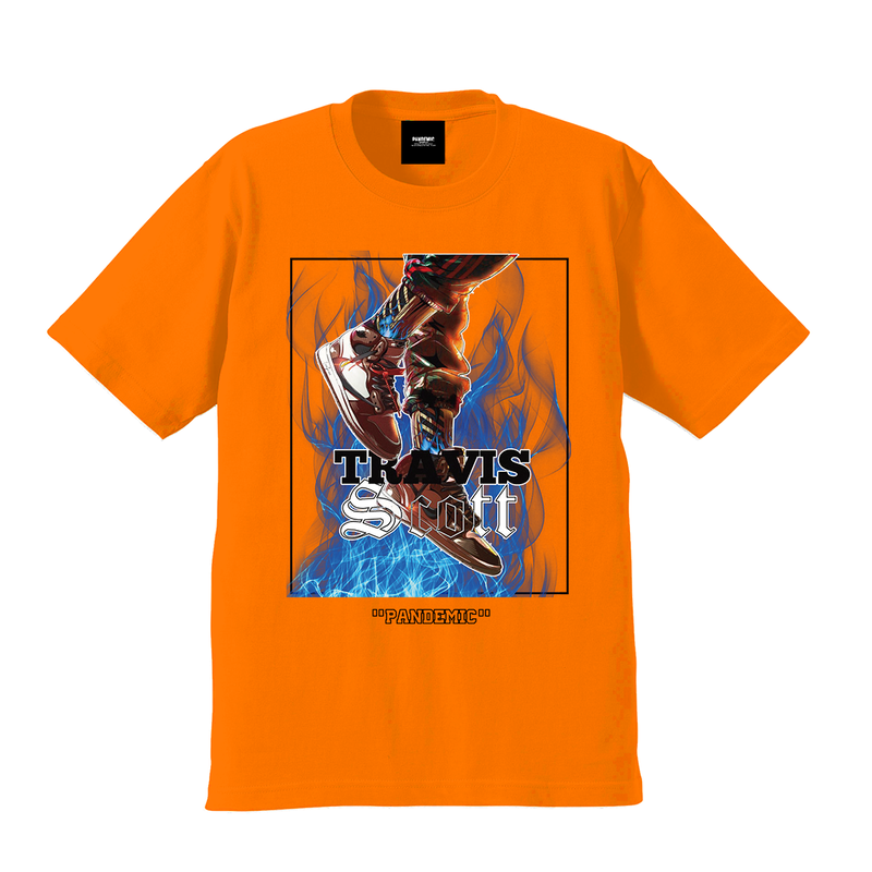 """19SS""  PANDEMIC  PDMC TRAVIS TS Frame Tee   -3color-"