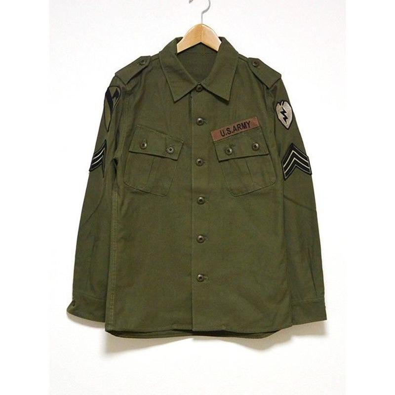 """18SS"" BlutenBlatt ブリューテンブラット Jungle Fatigue Shirts/ジャングルファティーグシャツ -OLIVE-"