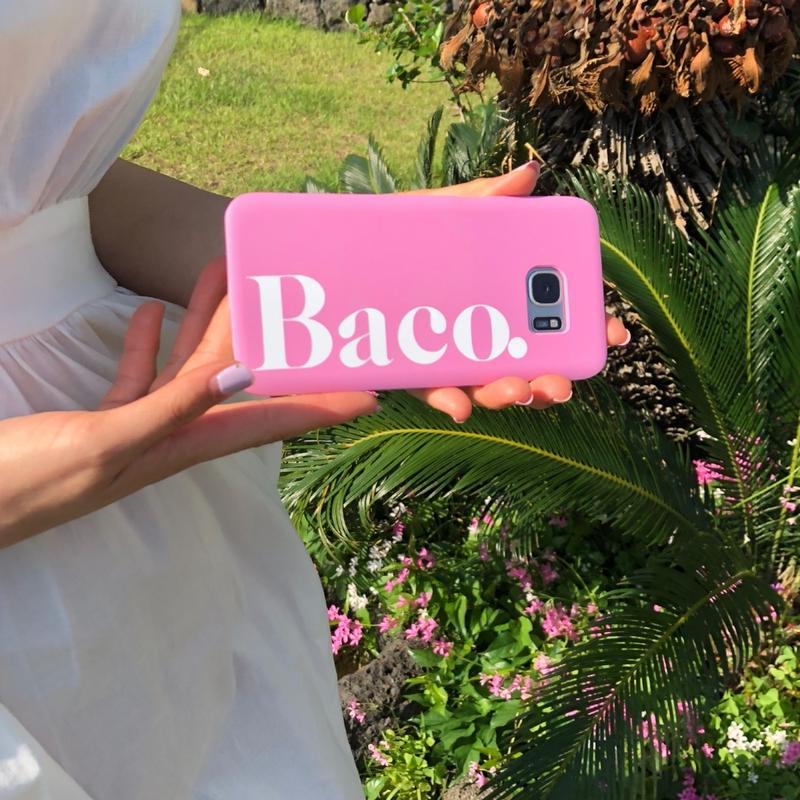 【予約販売】Baco. Original iPhone case
