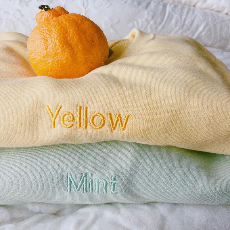 【春の新作】Color MTM 【Mint 】