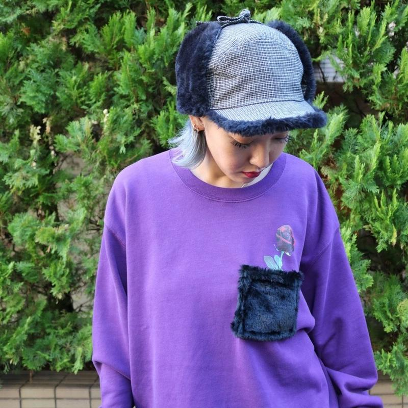 LOVE AT FIRST SIGHT CREWNECK
