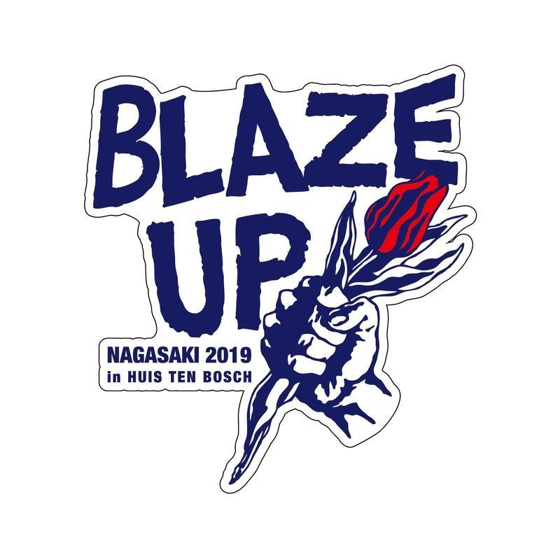 BLAZE UP NAGASAKI 2019 ステッカー