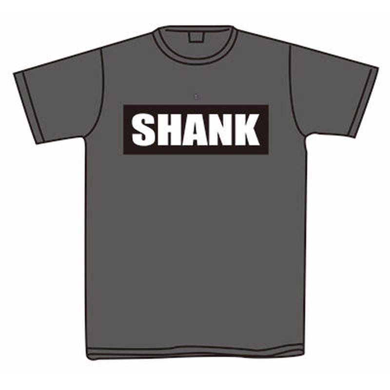 BOXロゴ Tシャツ[カラー:チャコール]
