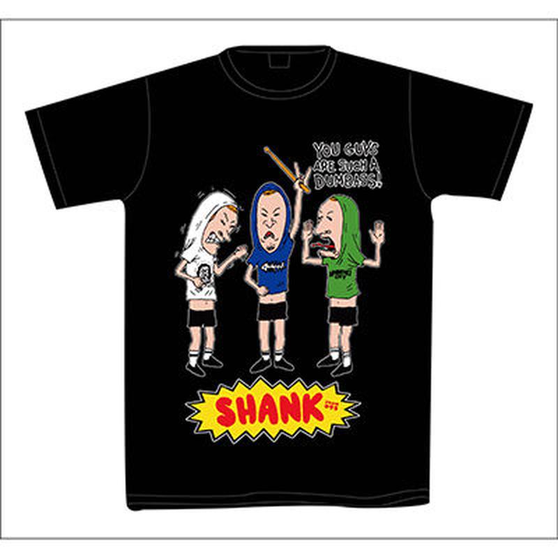 DUMBASS Tシャツ [カラー:ブラック]