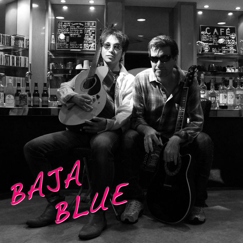 BAJA BLUE (CD) 8 songs