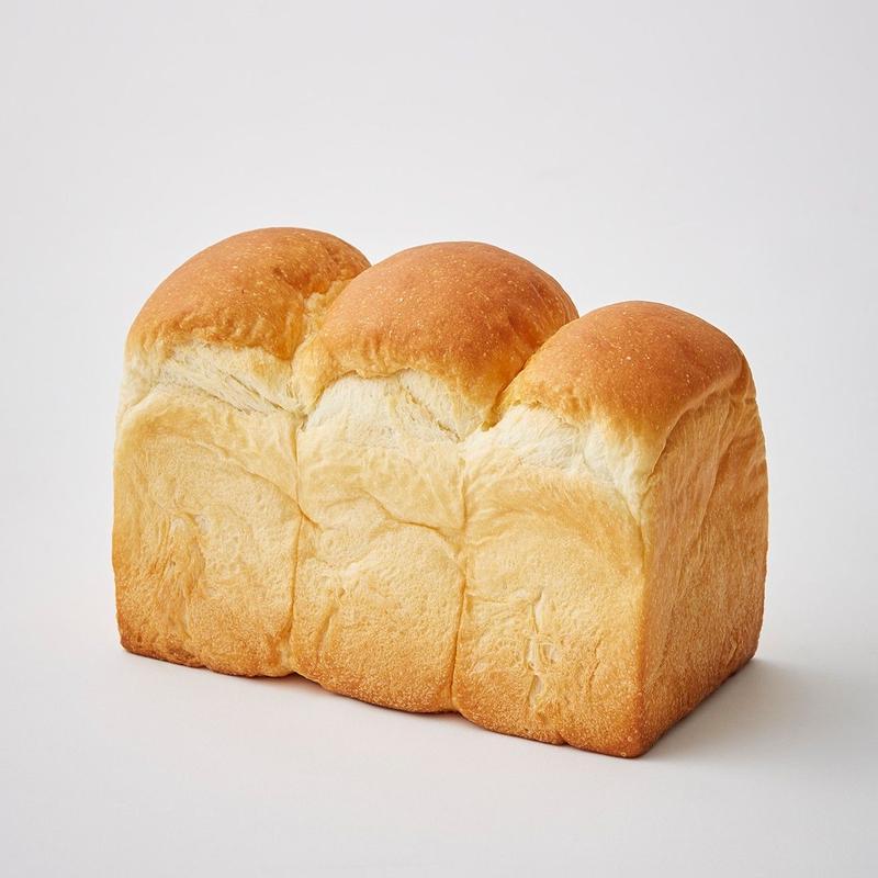 【2本入】こだわり食パン1本+もっちもち食パン1本セット