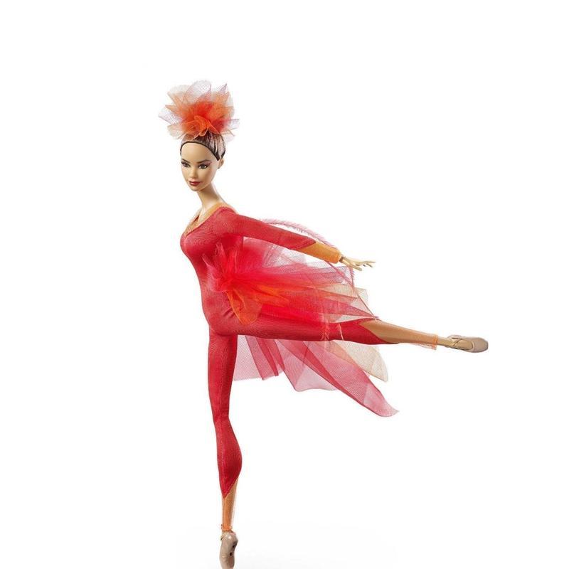 Barbie プリマバレリーナ ミスティ・コープランド Misty Copeland