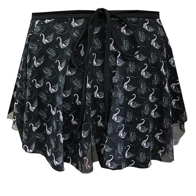 【再入荷】Audition Dancewear ラップスカート(スワン)