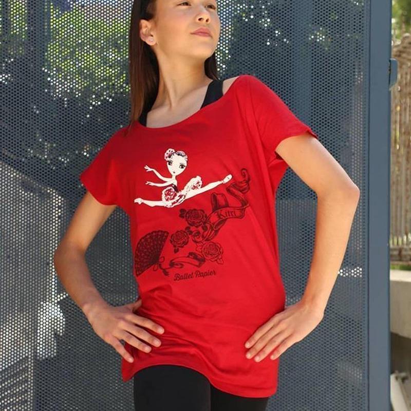 Tシャツ・KITRI LOVE(本体価格:¥4100)