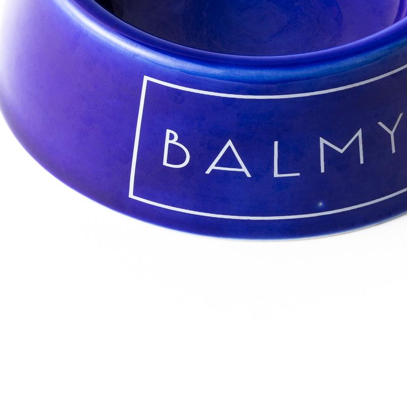 BALMY FOOD BOWL M ブルー
