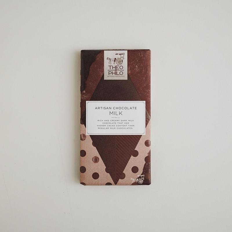 ARTISAN CHOCOLATES MILK CHOCOLATE