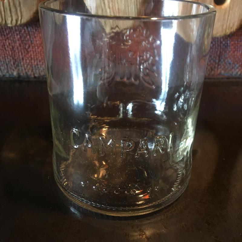 カンパリリメイクグラス
