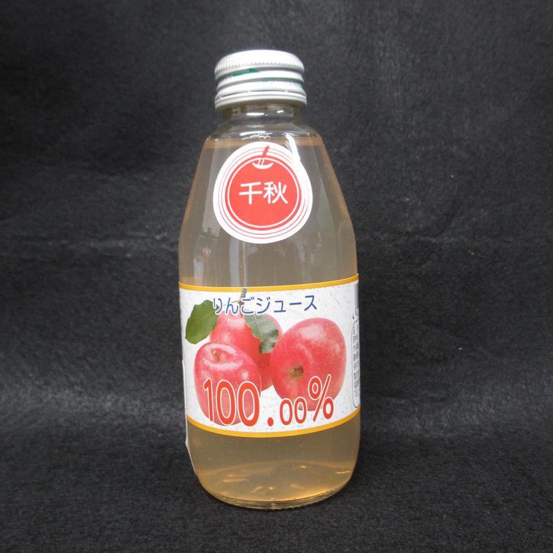 100%りんごジュース