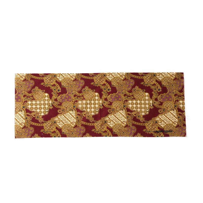 Asian Batik TENUGI (AZUKI)