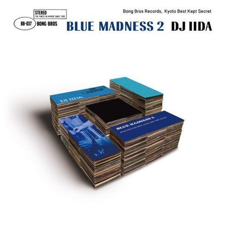 BLUE MADNESS 2 / mixed by DJ IIDA [MIX CD]
