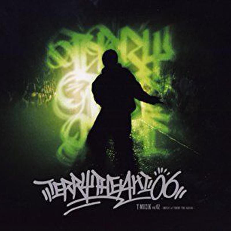 TERRY THE AKI-06 / T-MUZIK vol.2 [CD&DVD]