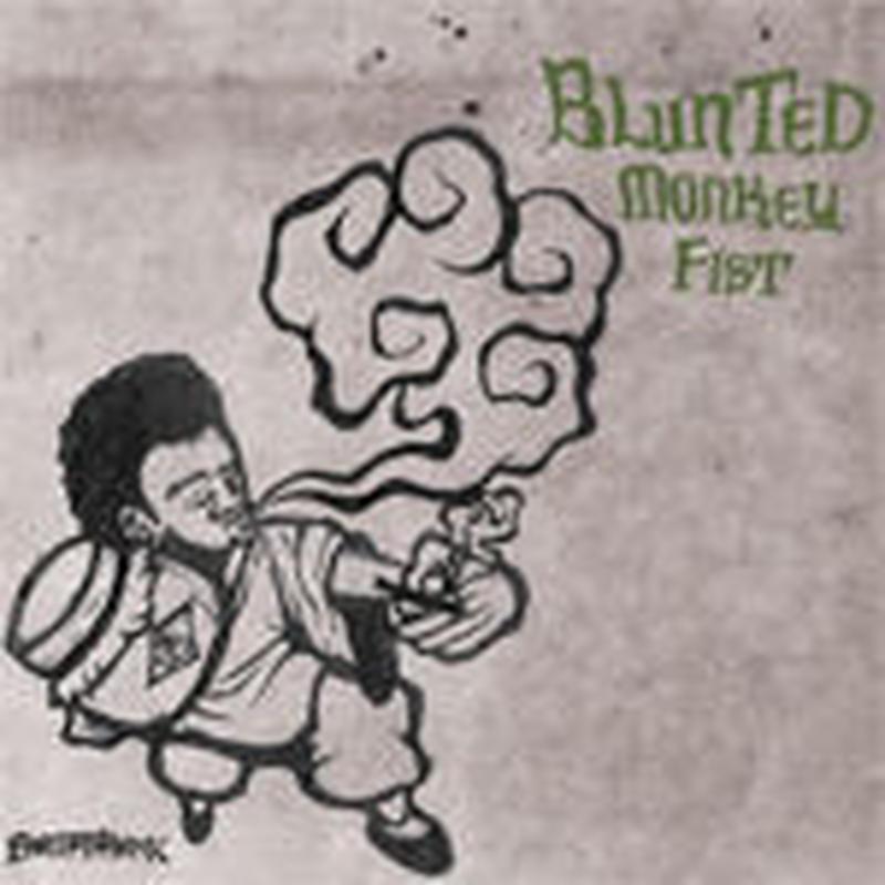 BUDAMUNK / BLUNTED MONKEY FIST [CD]