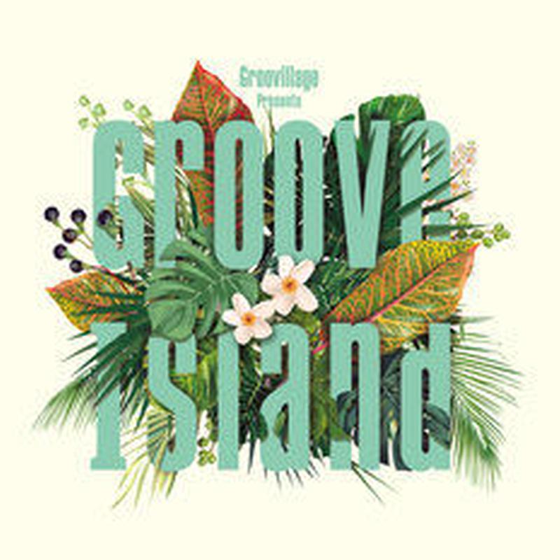 V.A. / Groove Island [MIX CD]