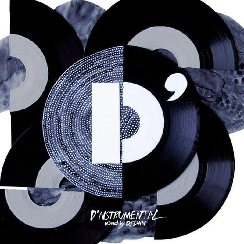 D'NSTRUMENTAL / mixed by DJ DAN [MIX CD]