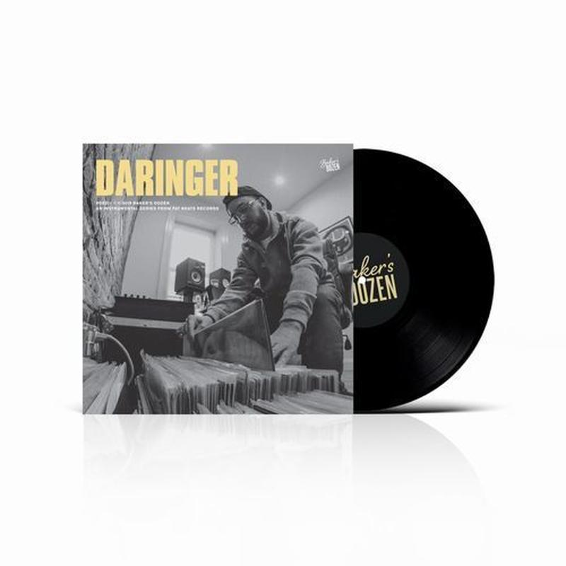 DARINGER / BAKER'S DOZEN: DARINGER [LP]