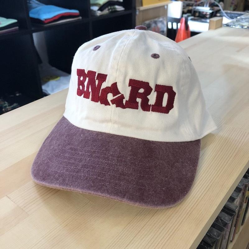 BNGRD WASH CAP 2018(WHITE&RED)