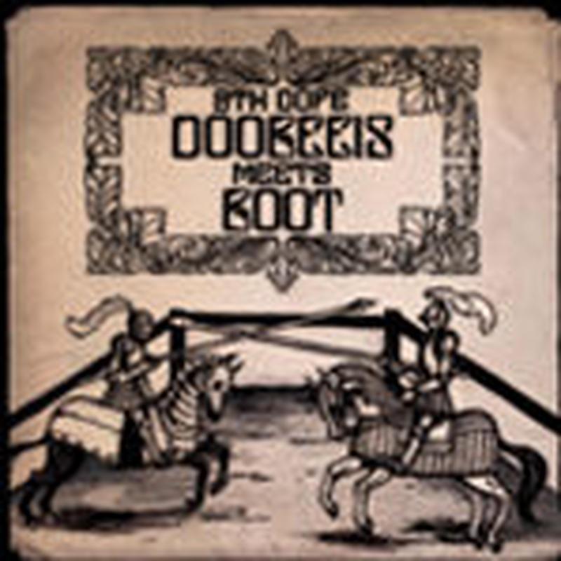 DOOBEEIS meets BOOT / 9TH DOPE [CD]
