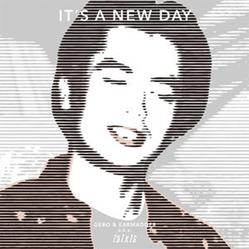 GEBO & EARMADDER a.k.a. IBIKIS / IT'S A NEW DAY [CD]