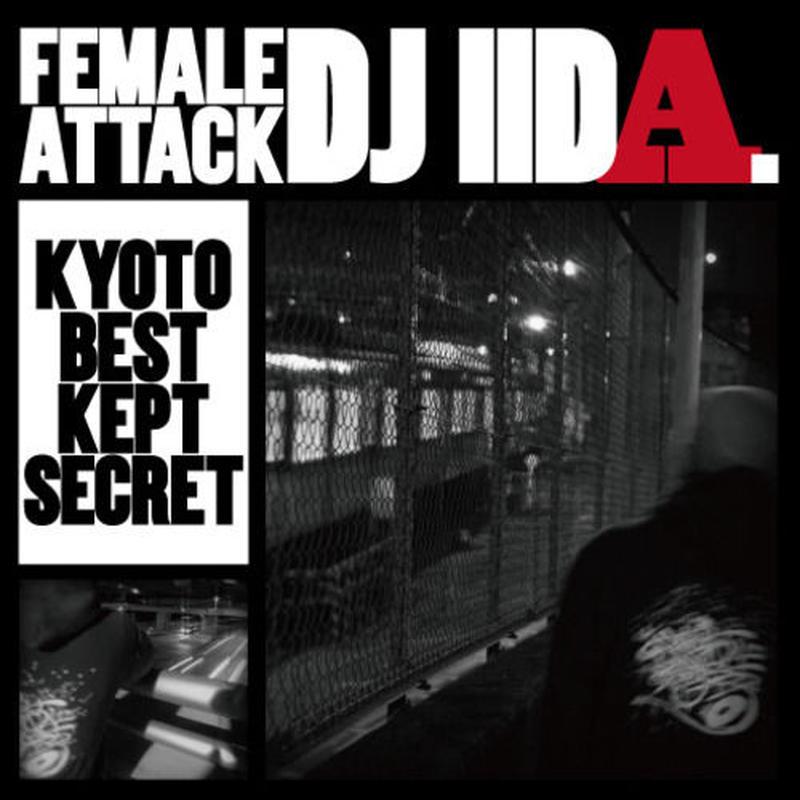 DJ IIDA / FEMALE ATTACK [MIX CD]